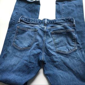 GAP Jeans - Gap Premium Curvy Straight size 8 jeans